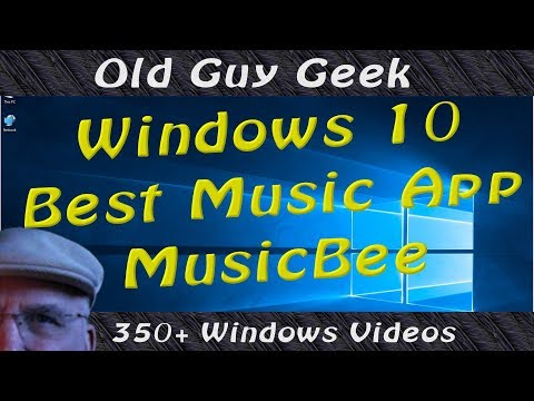 The Absolute Best Music App for Windows 10 - MusicBee.