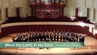Atlanta Master Chorale | Bless the Lord, O My Soul (Dove)