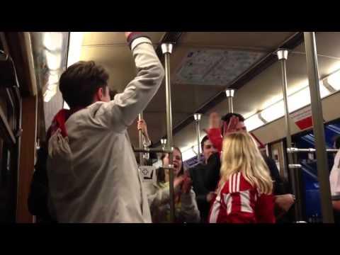 Champions League Finale 2013 @ Munich Underground 25 05 2013