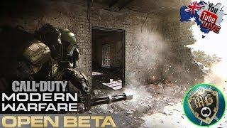 Call of Duty: Modern Warfare 🎖️ Open Beta Weekend Live Game Play