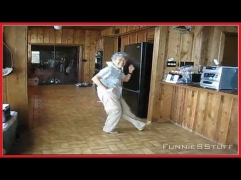 Hilarious Dancing Grandmas Compilation