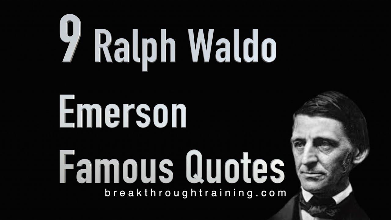 self reliance ralph waldo emerson © 2014-2018 commonlit ™ | commonlit is a 501(c)(3) non-profit organization commonlit is a 501(c)(3) non-profit organization.