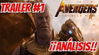 Marvel Studios Trailer #1 Avengers: Infinity War