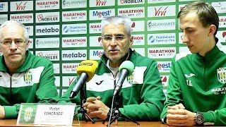 Фабрі Гонсалес: «Команда заслужила цю перемогу»