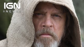 Star Wars: The Last Jedi Director Explains How Luke Skywalker Can Do THAT - IGN News