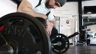 entrenando espalda y pecho