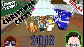 Roblox - Holz Tycoon 2 - CHRISTMAS GIFTS!