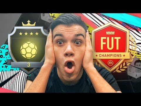 ¡EL FUT CHAMPIONS MÁS LOCO DE FIFA 20! - MIKING