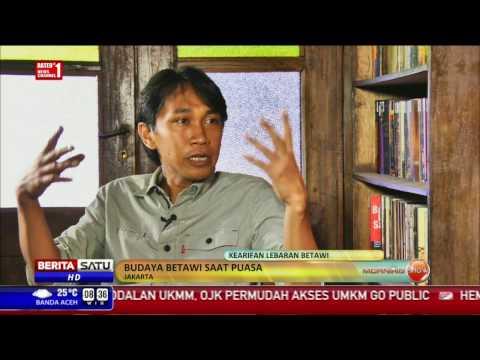 People and Inspiration: Kearifan Lebaran Betawi #1