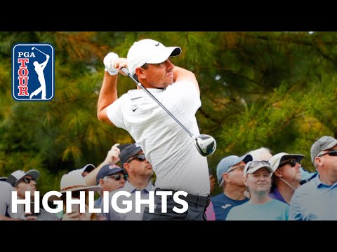 Rory McIlroy shoots 3-under 68 | Round 3 | Wells Fargo | 2021