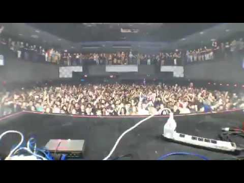 Darude live at Stereo Live Houston, TX FB stream 14.1.2017