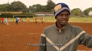 Kibera, Kenya | Manchester United | ChevroletFC | One World Futbol (Extended)