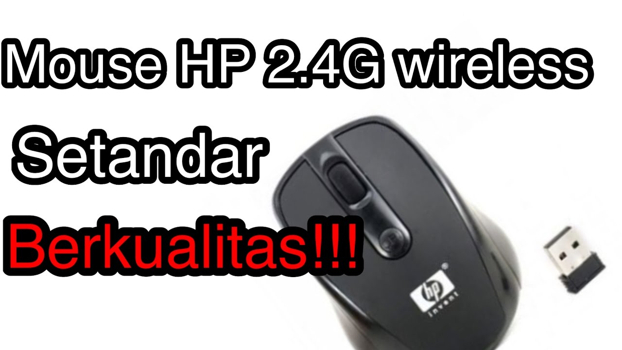 Mouse Optical Wireless Hp Laverock 24ghz Hitam Daftar Update Harga Db013 Delux M136 24g