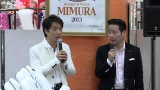 25年5月18~20日 イトーヨーカドー福山店ミムラにて 「黒田アーサーがや...