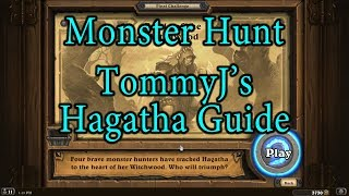Hearthstone: The Witchwood Hagatha Guide