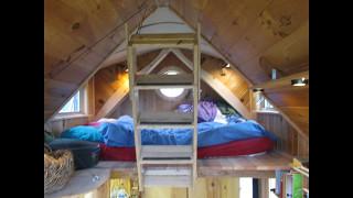 Tiny House Ladder