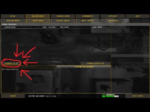 Как играть в Battlefield 2 по сети через Hamachi