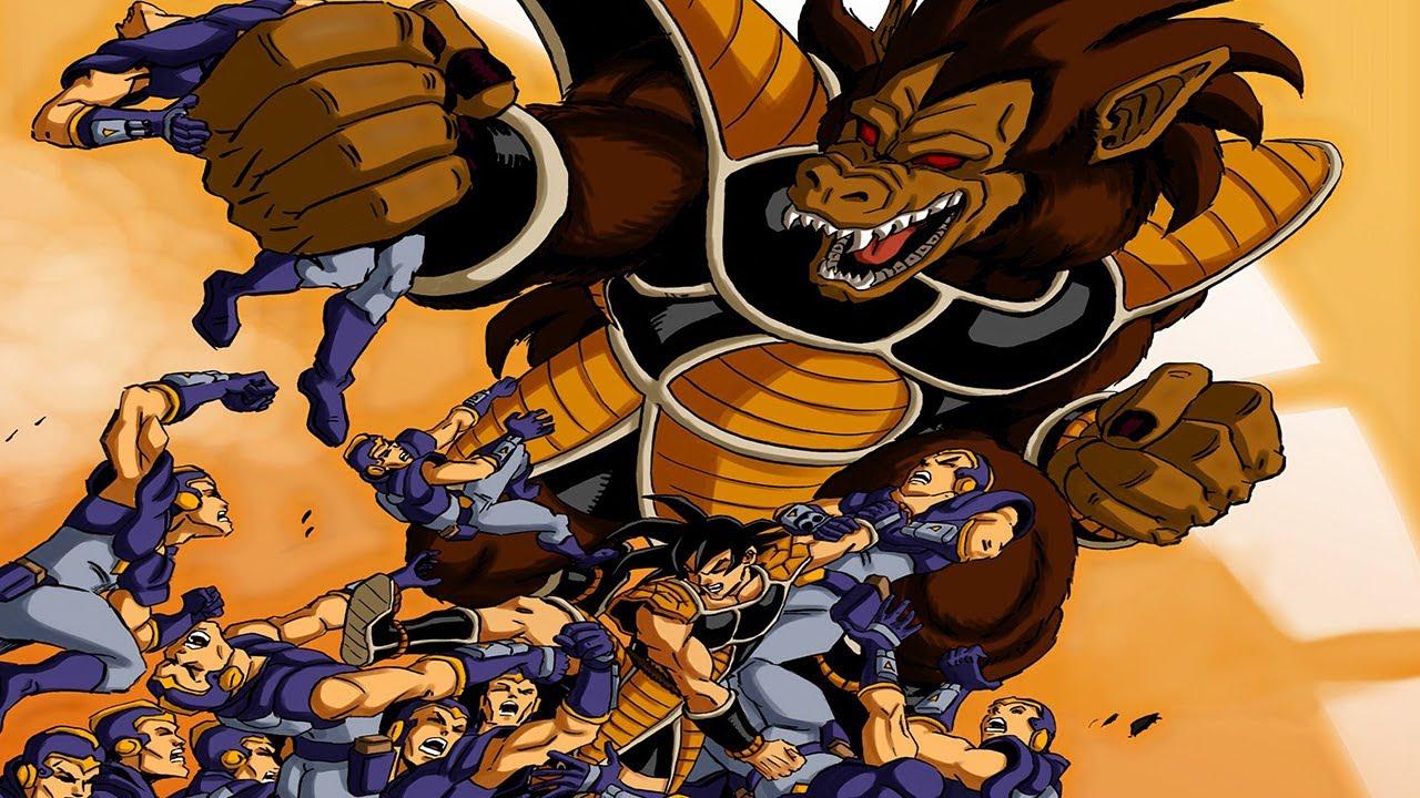 SAIYANS vs HELOÏTES!! | Dragon Ball Multiverse | PART 37