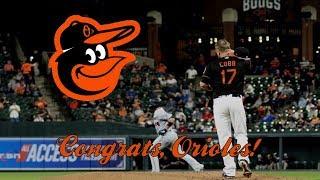 Congrats, Orioles! (2019)