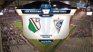 Legia Warszawa - Górnik Zabrze 2-1 | Skrót meczu 18.04.2018 [HD]