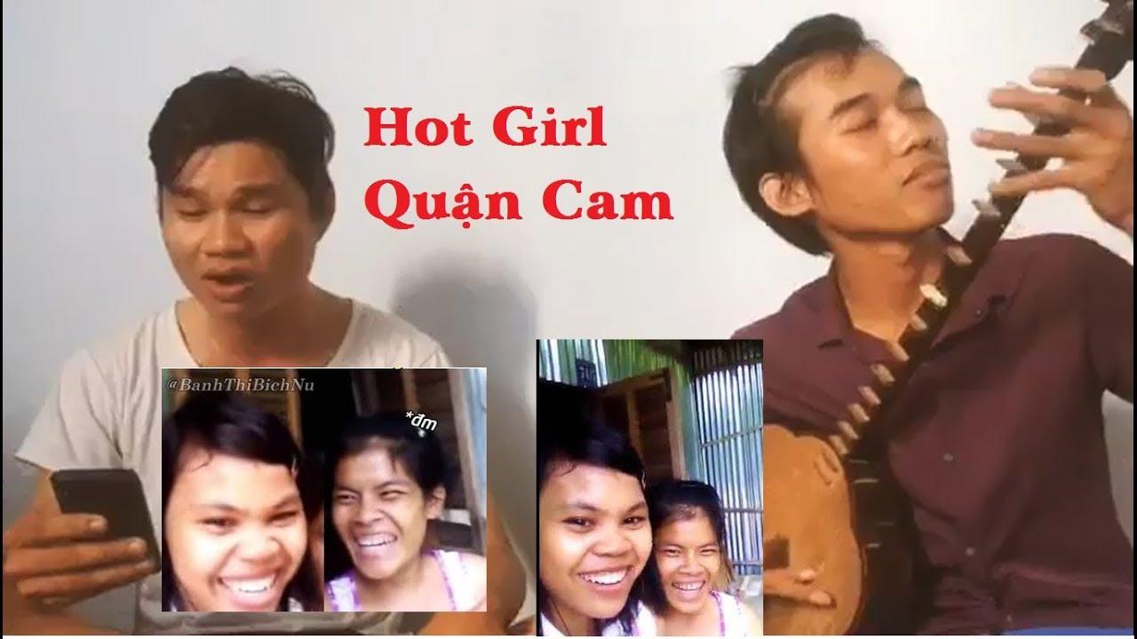 HotGirl Quận Cam - Lê Văn Đạt Ver Đờn Ca Tài Tử Hot Nhất Facebook (Cover)