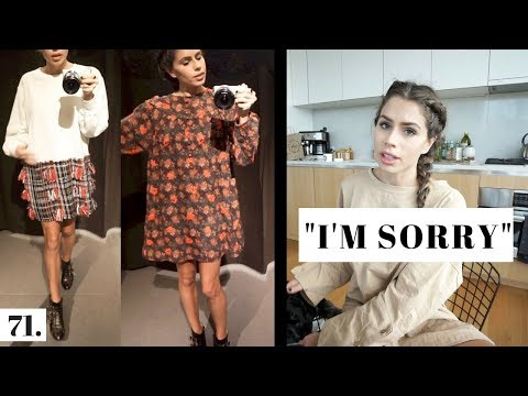 Step Into The Fitting Room With Me | Owning Up To My Mistakes
