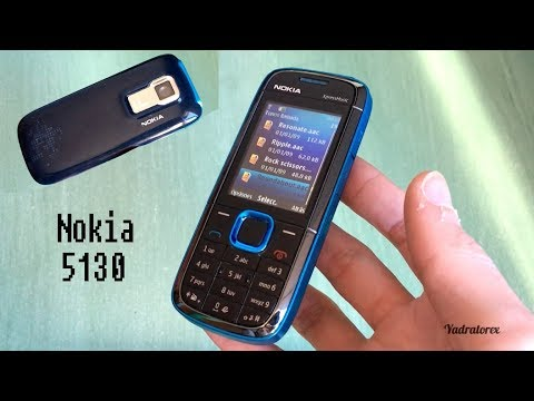 Nokia 5130 XpressMusic - ringtones, themes, wallpapers...