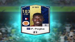 FIFA ONLINE 4, Eric Mun chơi lớn với Pogba 19TOTY +6 giá 20,700,000,000 BP   Kecctube thumbnail