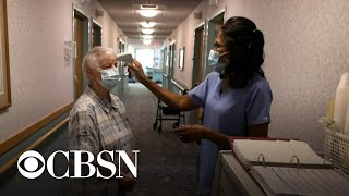 Concerns over coronavirus vaccine plans for America's nursing homes