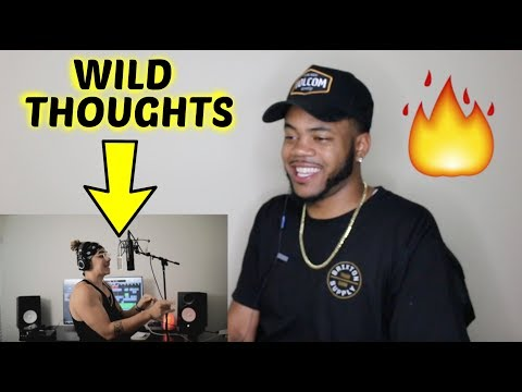 Wild Thoughts X Maria Maria - Rihanna, Bryson Tiller & Santana (William Singe Cover) REACTION!