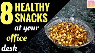 evening snacks quick and easy