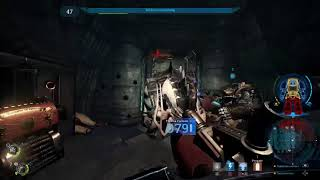 Space Hulk Deathwing PS4 Lets Play Part 6 Its Plasma Time