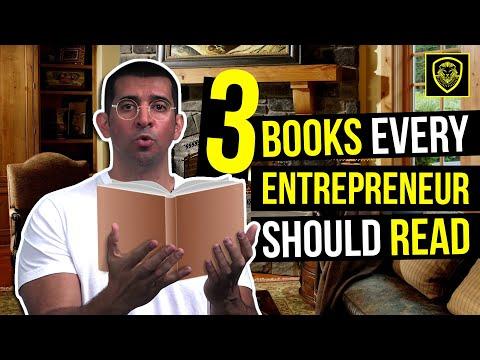 3 Books Every Entrepreneur Should Read