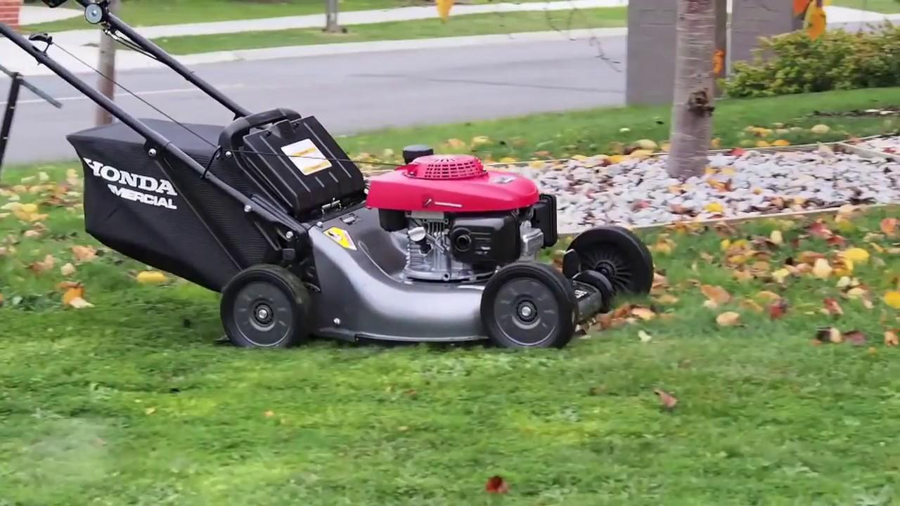 Honda HRC216PDU Commercial Lawn Mower