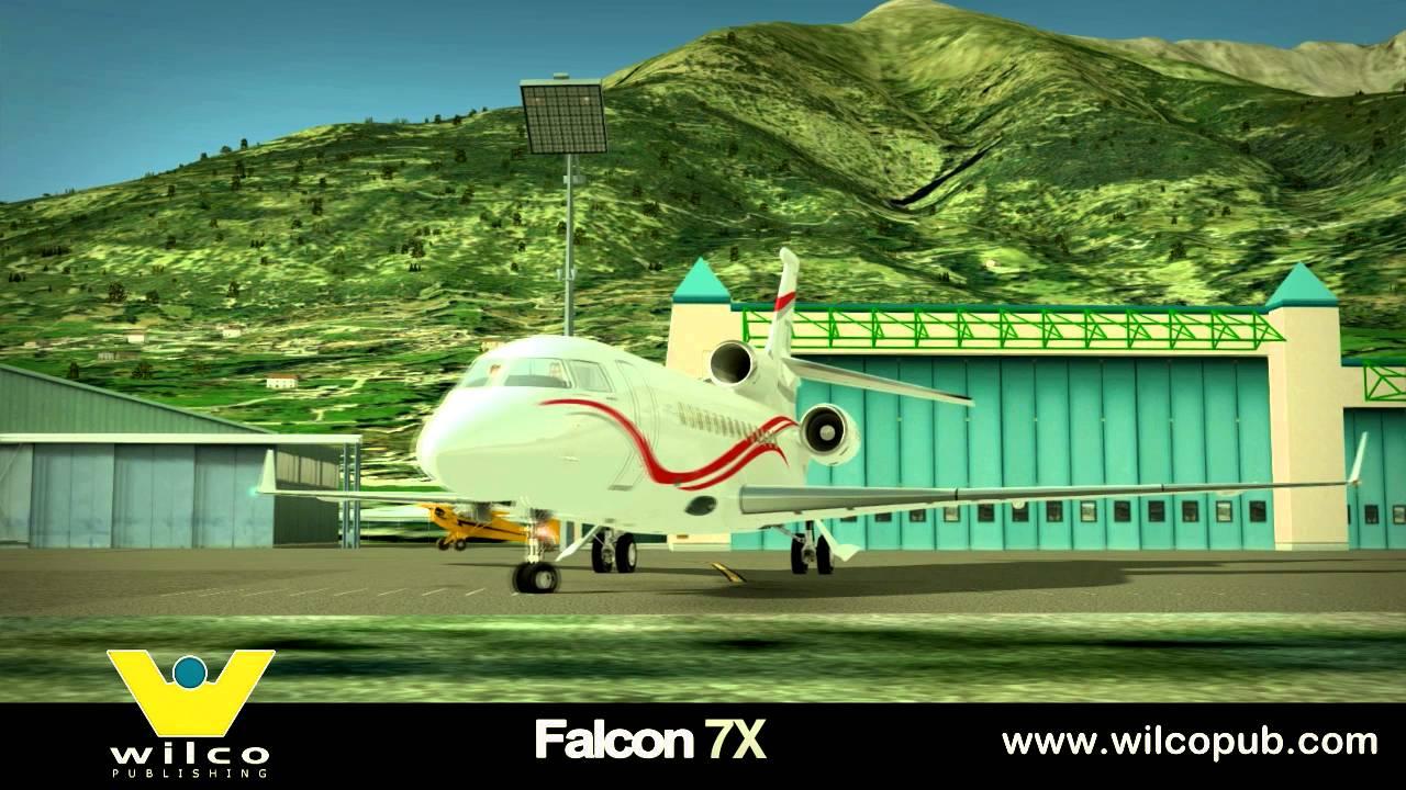 Just Flight - Wilco Dassault Falcon 7X