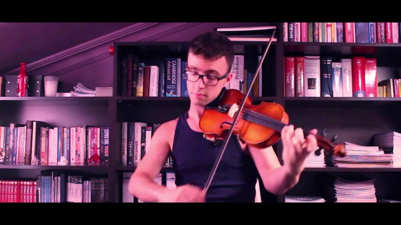 Pokémon Opening Theme (Solo Violin) Sefa Emre İlikli
