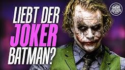 Hasst der JOKER Batman? Oder liebt er ihn? Ein Essay