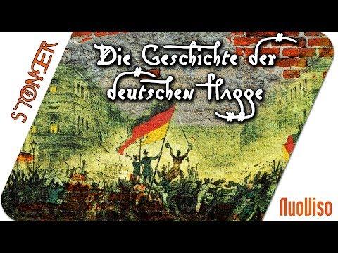 Die Geschichte der deutschen Flagge und der Schicksalstag 9. November - STONER frank&frei #18