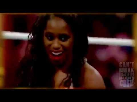 "WWE Mashup: ""Amazing Blaze"" [Tough Enough] (Kevin Rudolf/Naomi)"