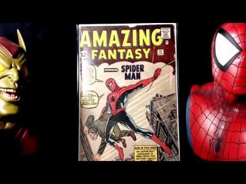My Amazing Fantasy #15 And Spider-Man Comics #1-25