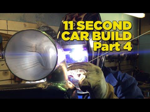 Gramps The 11 Second Car - Build Part 4