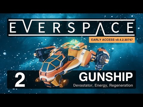 EVERSPACE (Early Access): Pushing Through Sector 1  