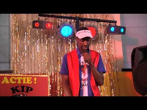 De Dino Show 2013 - FC Kip Karaoke Blooper Krijg Toch Allemaal De Klere (Seizoen 4)
