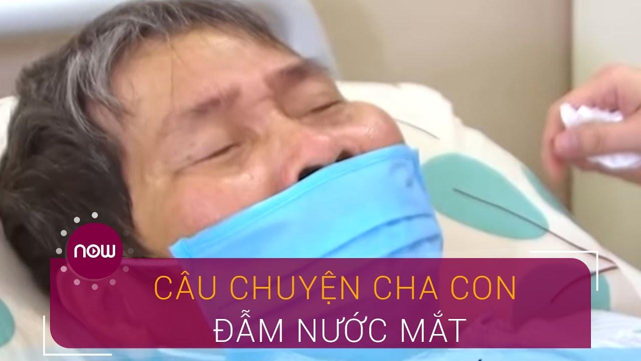 Câu chuyện cha con đẫm nước mắt tại Bệnh viện Bạch Mai | VTC Now