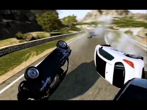 Forza Motorsport 4 Crash Compilation 6 Minutes of AI FAILs