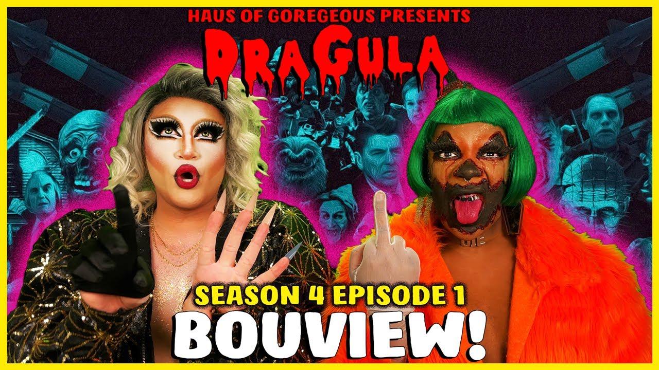 Download BOUview: Dragula Season 4 Episode 1 with Kendra Onixxx and Gia Ferrari
