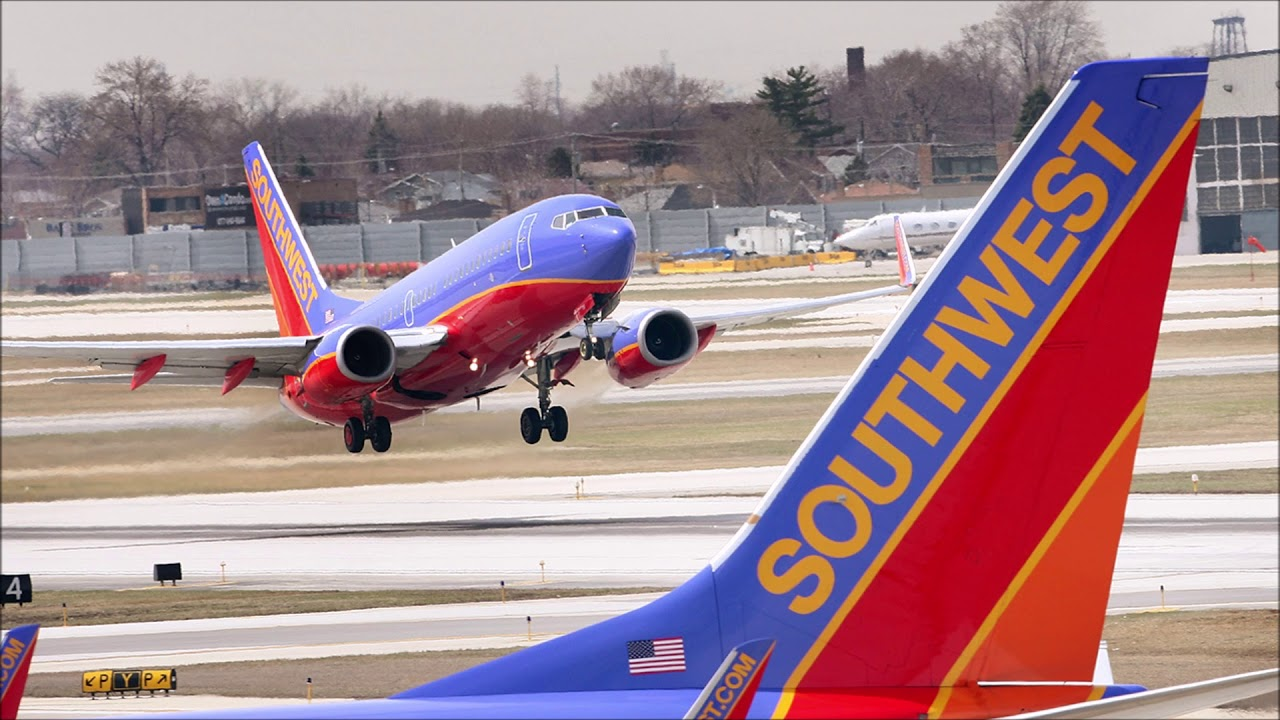 Lawsuit Claims Southwest Airlines Had 'Whites Only' Break Room At Houston Airport
