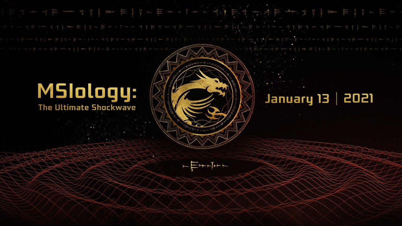MSIology: The Ultimate Shockwave | MSI