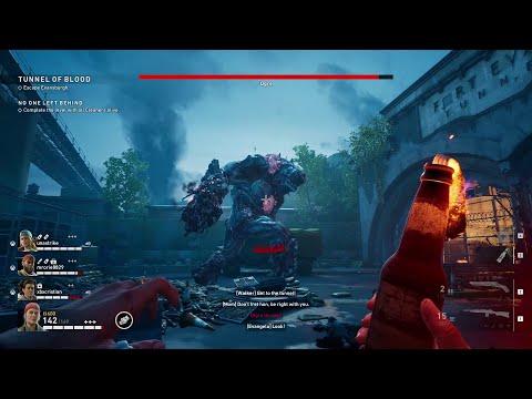 Giant Bomb Goes Back 4 Blood