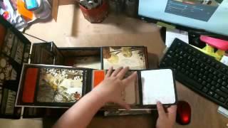 My Version Of Kathy Orta's Memory Box